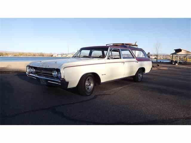 1964 Oldsmobile Vista Cruiser | 984482