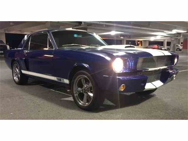 1965 Ford Mustang | 984503
