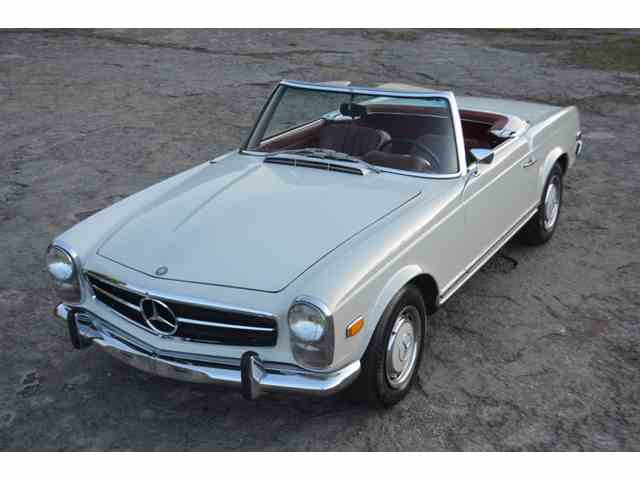 1969 Mercedes-Benz 280SL | 984509