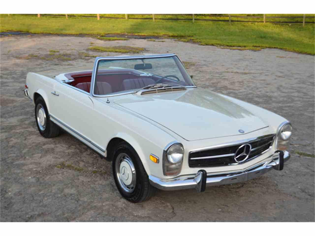 1969 Mercedes-Benz 280SL for Sale | ClassicCars.com | CC ...