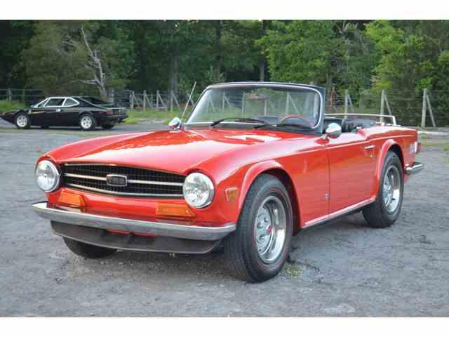 1973 Triumph TR6 | 984510