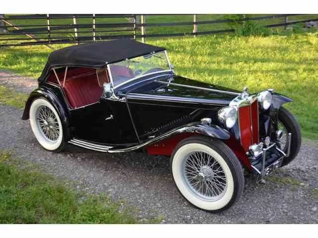 1948 MG MGT | 984511