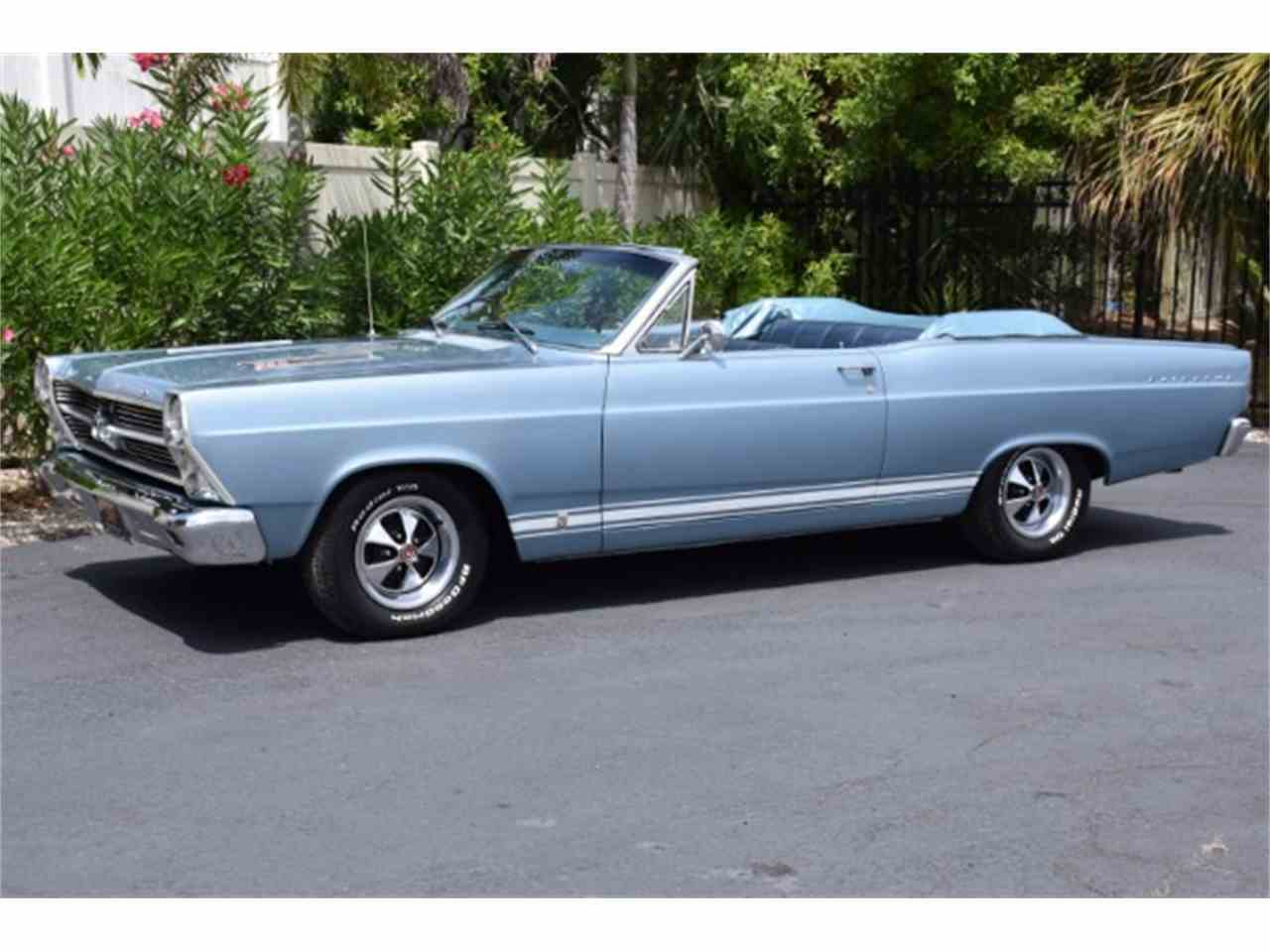 1966 ford fairlane gta tribute for sale cc 984512. Cars Review. Best American Auto & Cars Review