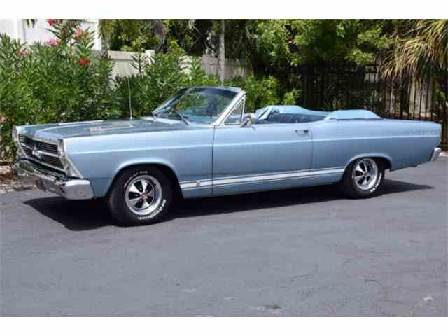 1966 Ford Fairlane GTA Tribute | 984512