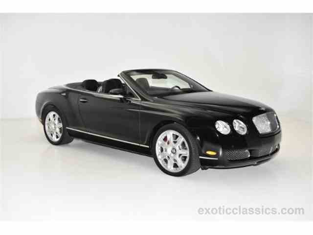 2009 Bentley Continental GTC Mulliner | 984515