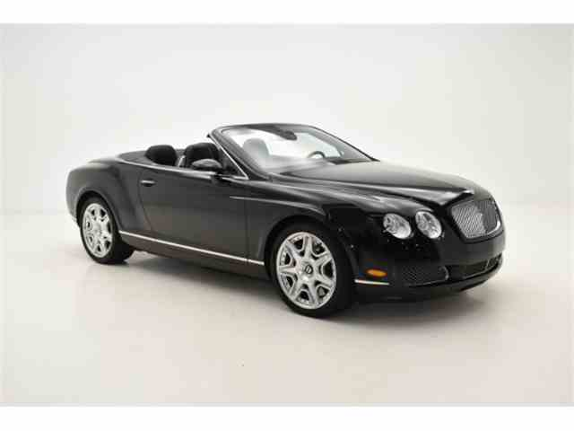 2009 Bentley Continental GTC Mulliner | 984515