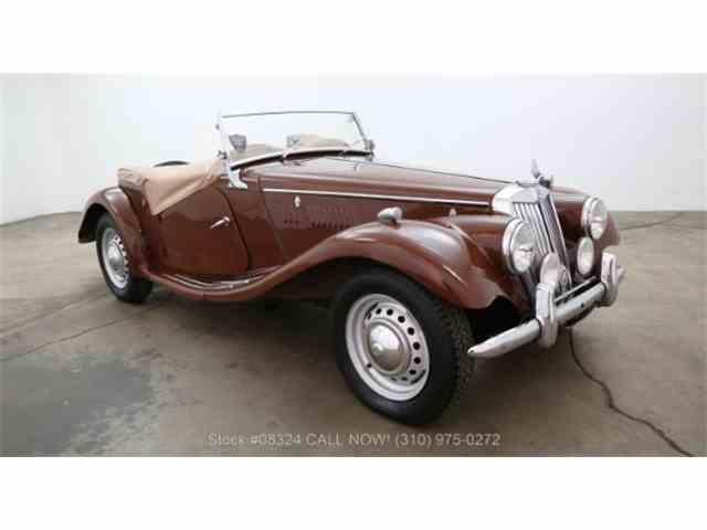 1955 MG TF | 984516