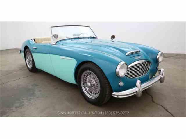 1957 Austin-Healey 100-6 | 984517