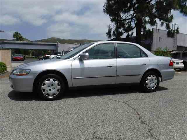 1999 Honda Accord | 980452