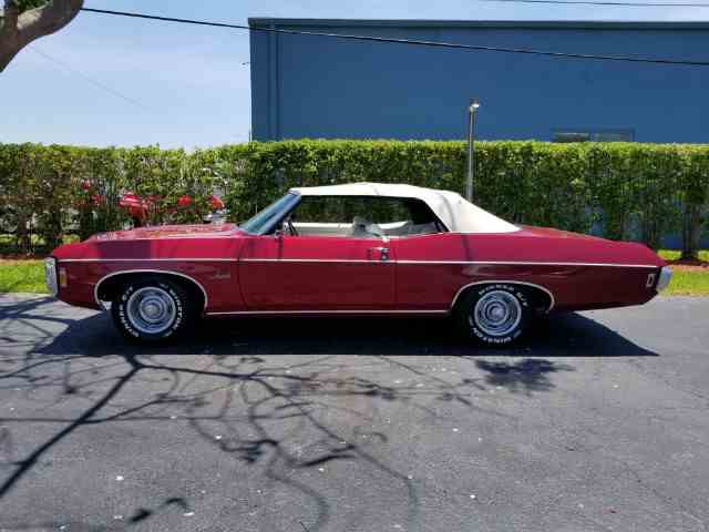 1969 chevrolet impala for sale on 14 available. Black Bedroom Furniture Sets. Home Design Ideas