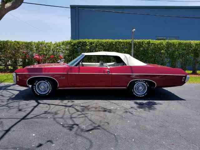 1969 Chevrolet Impala | 984520