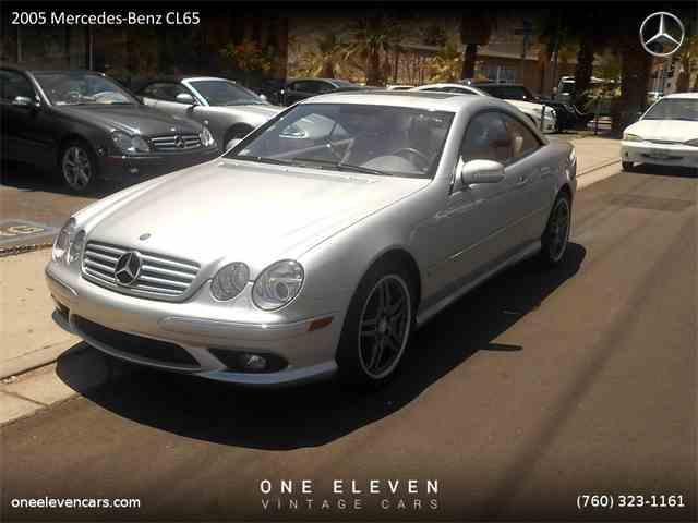 2005 Mercedes-Benz CL65 6.0L AMG | 984521
