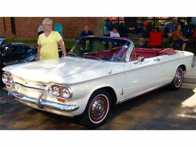 1963 Chevrolet Corvair | 984522