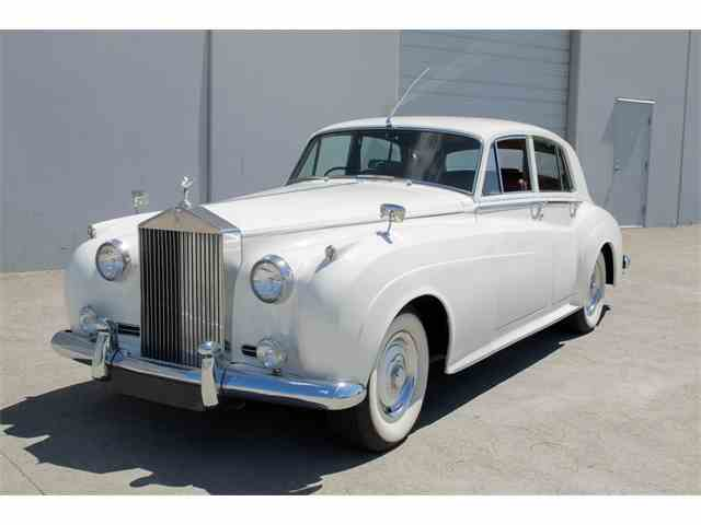1961 Rolls-Royce Silver Cloud | 984524