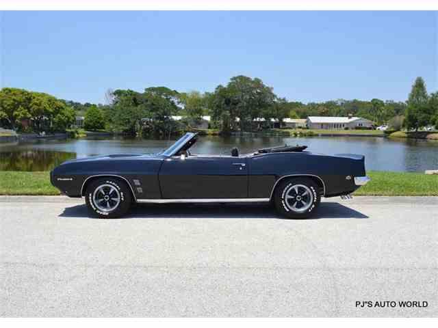 1969 Pontiac Firebird   984527