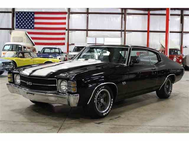 1971 Chevrolet Chevelle | 984528