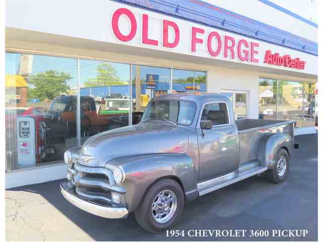 1954 Chevrolet 3600 | 984530