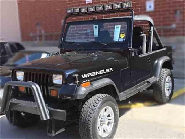 1990 Jeep Wrangler | 984532