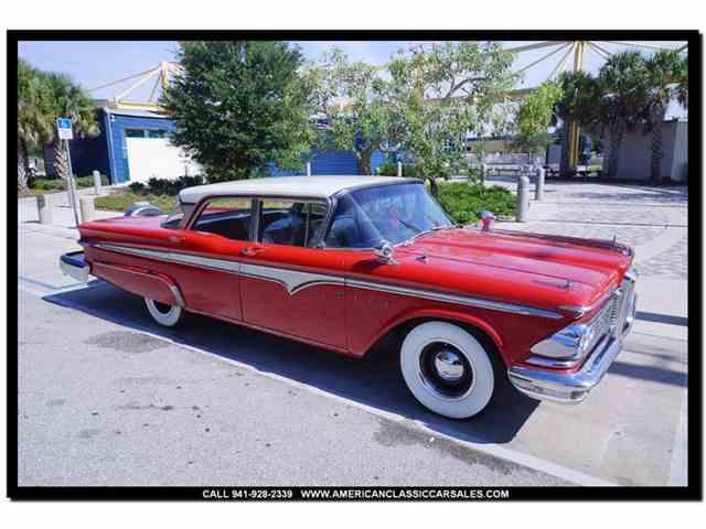 1959 Edsel Ranger | 984543