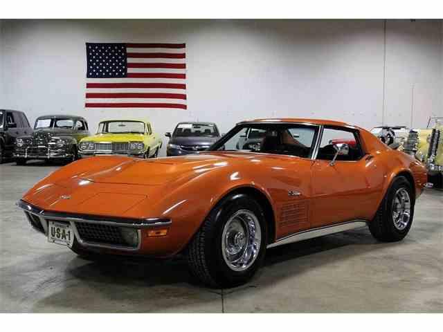 1971 Chevrolet Corvette | 984544