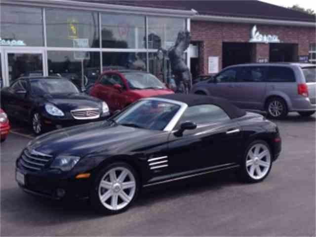 2005 Chrysler Crossfire | 984547
