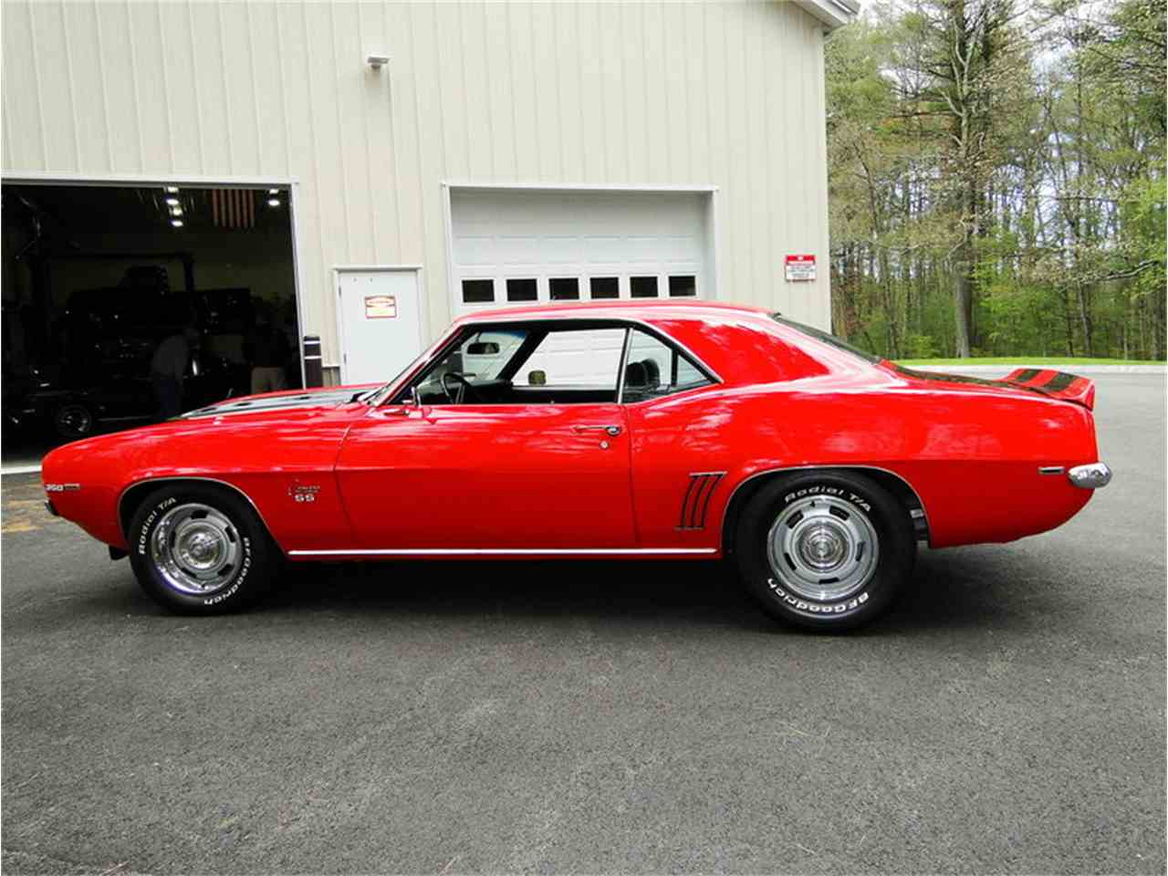 Large Picture of '69 Camaro SS - L3OK