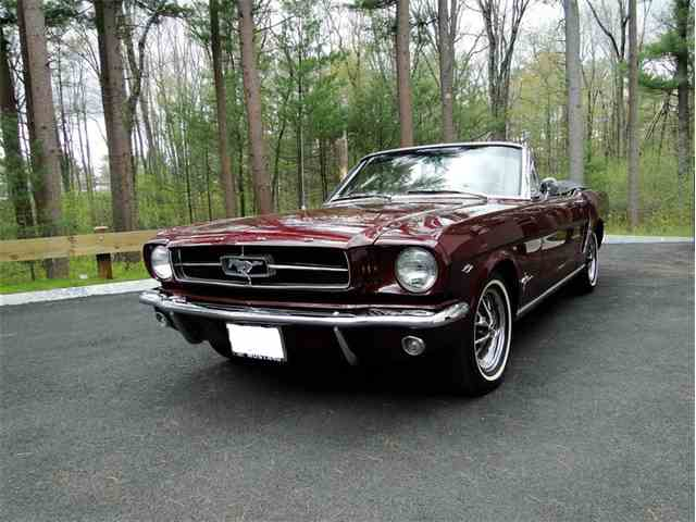 1965 Ford Mustang | 984551