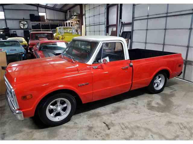 1969 Chevrolet C/K 10 | 984557