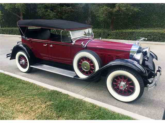 1929 Packard 640 Custom Eight | 984565