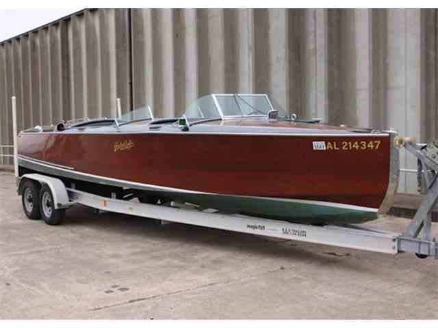 1995 Hacker-Craft Mahogany Runabout | 984568