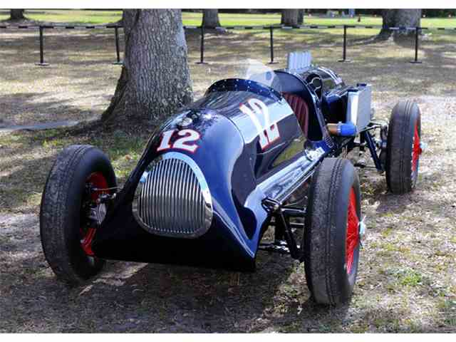 1938 Gulf-Miller Special Indy Style Replica | 984569
