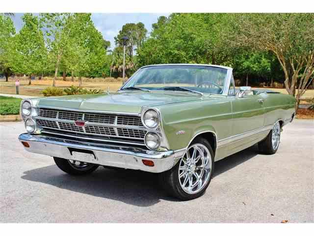 1967 Ford Fairlane | 980457