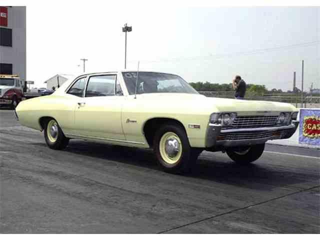 "1968 Chevrolet Biscayne ""Bisquick"" Drag Car | 984570"