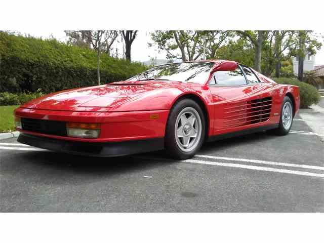 1986 Ferrari Testarossa | 984578