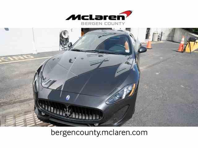 2014 Maserati GranTurismo | 984584