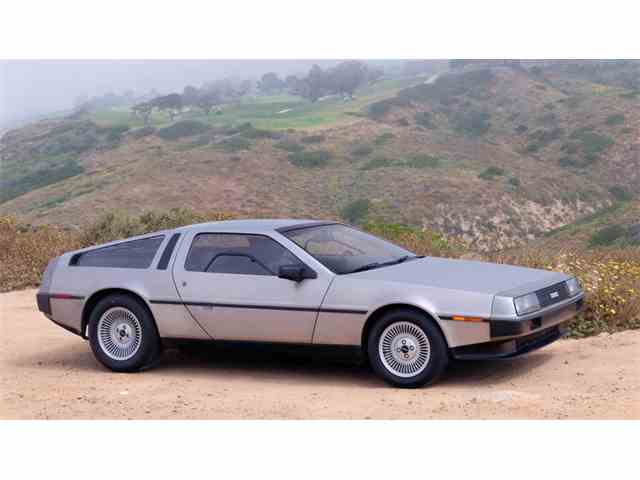 1981 DeLorean DMC-12 | 984587