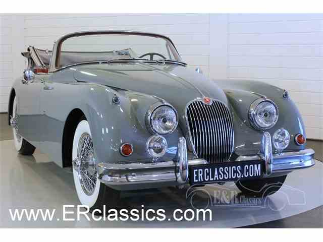 1959 Jaguar XK150 | 980459