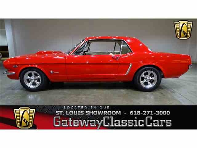 1965 Ford Mustang | 984591
