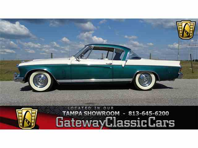 1956 Studebaker Golden Hawk | 984595