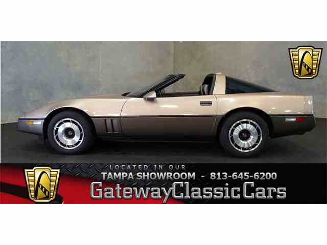 1985 Chevrolet Corvette | 984596
