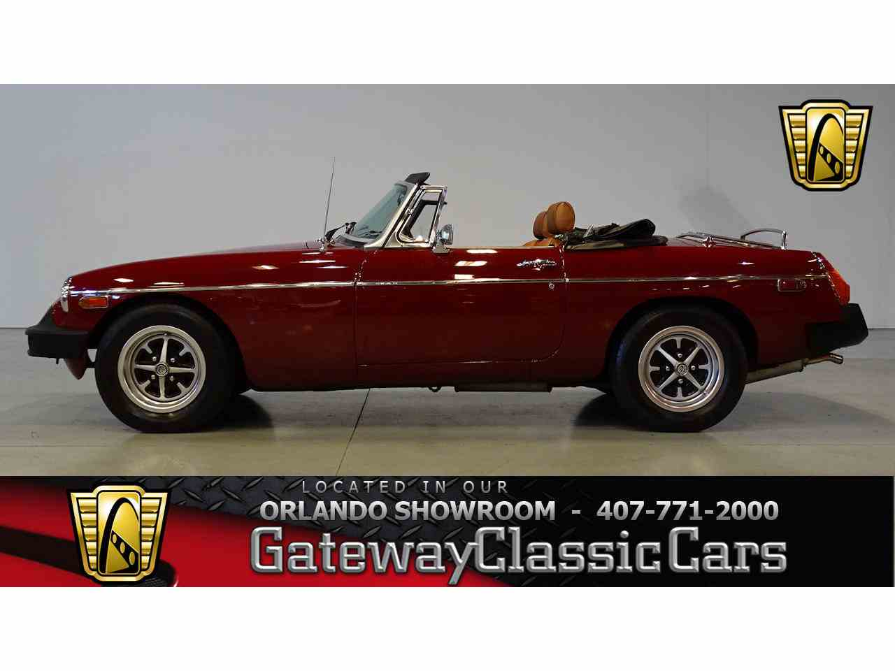 1978 MG MGB for Sale - CC-984598