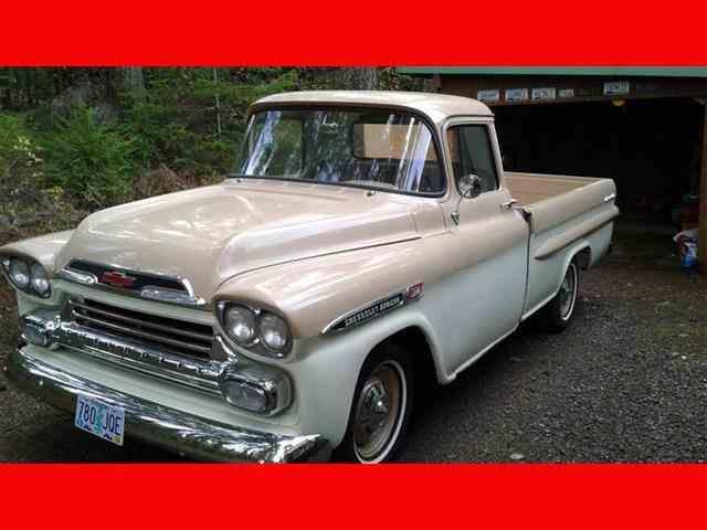 1959 Chevrolet Other PickupsApache Fleetside | 984609