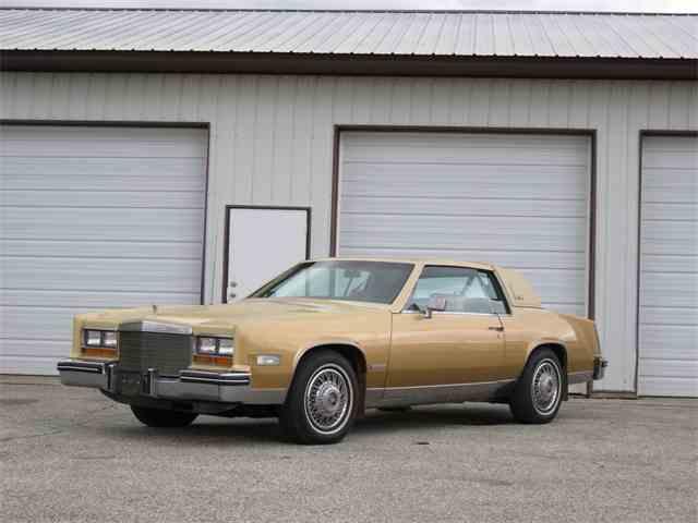 1982 Cadillac Eldorado | 980461