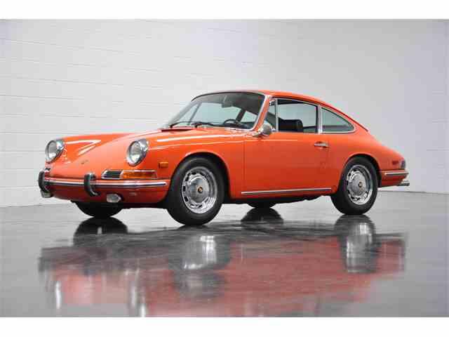1968 Porsche 912   984610