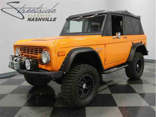 1974 Ford Bronco | 984615