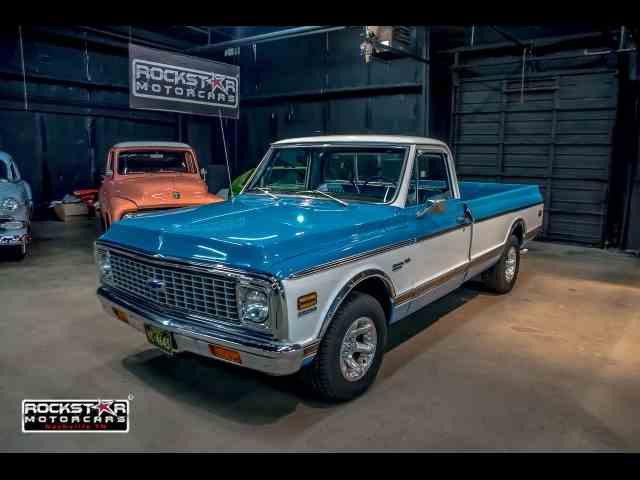 1972 Chevrolet C/K 10 | 984622