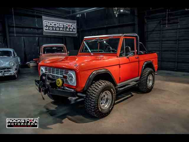 1972 Ford Bronco | 984625