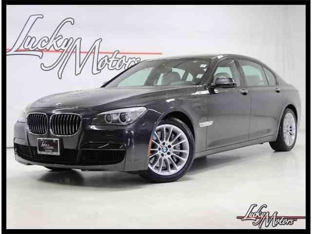 2013 BMW 7 Series | 984626