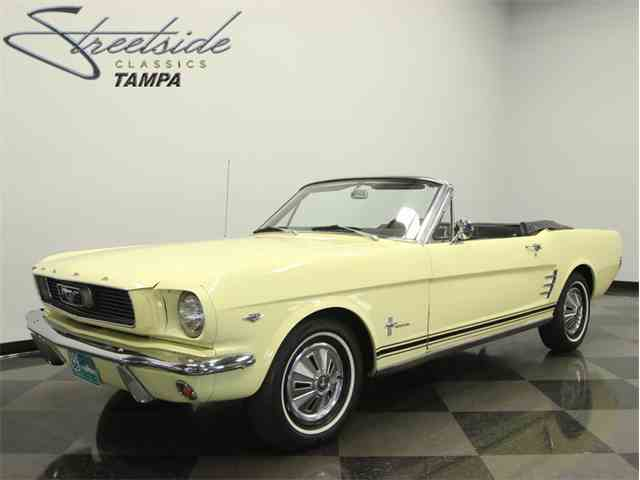 1966 Ford Mustang | 984629
