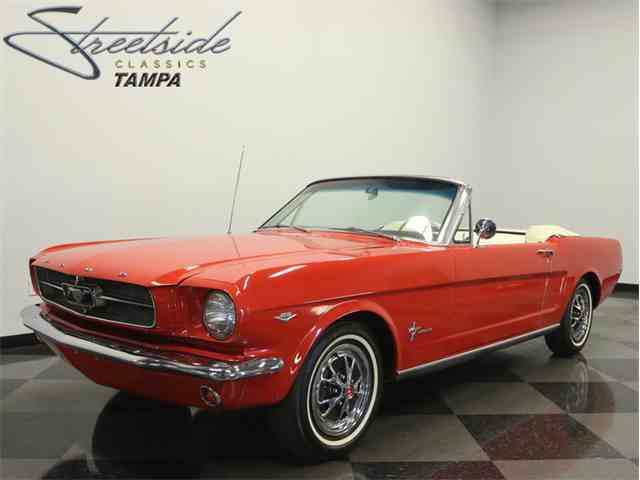 1965 Ford Mustang | 984630